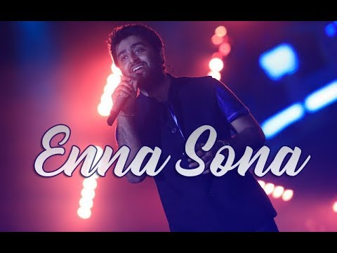 Enna Sona - Live | Arijit Singh | OK Jaanu | BKC | Mumbai