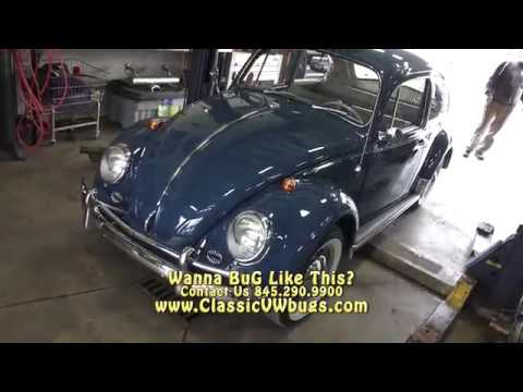 Classic VW BuGs 1965 Build A BuG Beetle Restoration NO MUSIC Complete 1st Drive Out