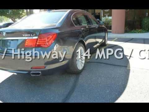 BMW Li For Sale In SCOTTSDALE AZ YouTube - 2009 bmw 745li for sale