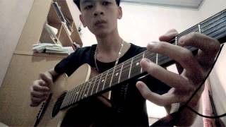 Que Toi - Thuy Chi - Demo Acoustic Guitar FingerStyle