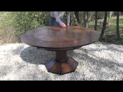 Antique Metamorphic Seiler table