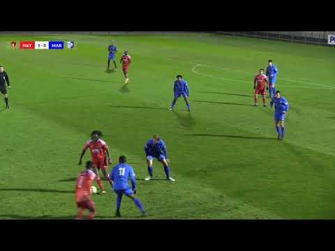 Hayes & Yeading v Marlow - 16th Dec 2017
