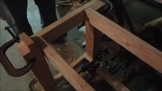 Building A New Workbench Part 7 - Assembling The Top - A Video Tutorial By Old Sneelock's Workshop