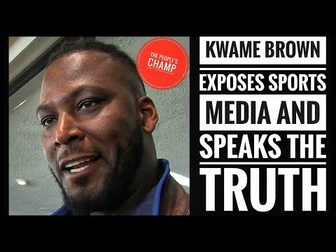 Kwame Brown Speaks