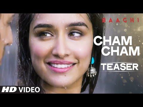 Cham Cham Video Song (Teaser) | Baaghi | Tiger Shroff, Shraddha Kapoor | Sabbir Khan | T-Series