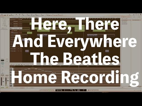The Beatles - Here, There And Everywhere - COVER