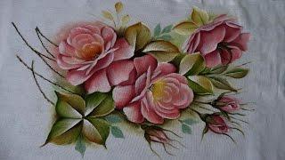 Pintando rosas – Parte 1