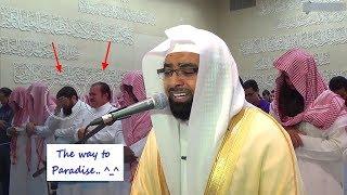 بكاء وانهيار بين المصلين في قراءة قمة في الخشوع للشيخ ناصر القطامي