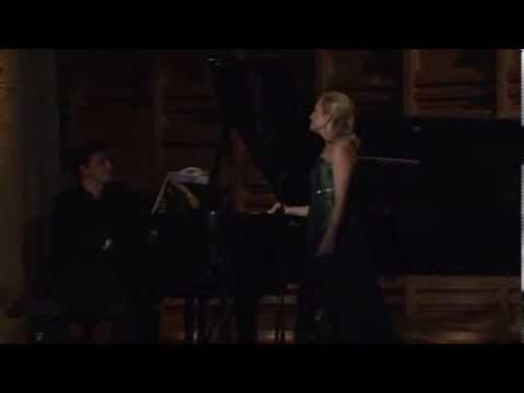 Christiane Karg sings Richard Strauss - Die Nacht op.10,3