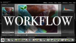Photography Editing Workflow using Adobe CC Lightroom and Photoshop