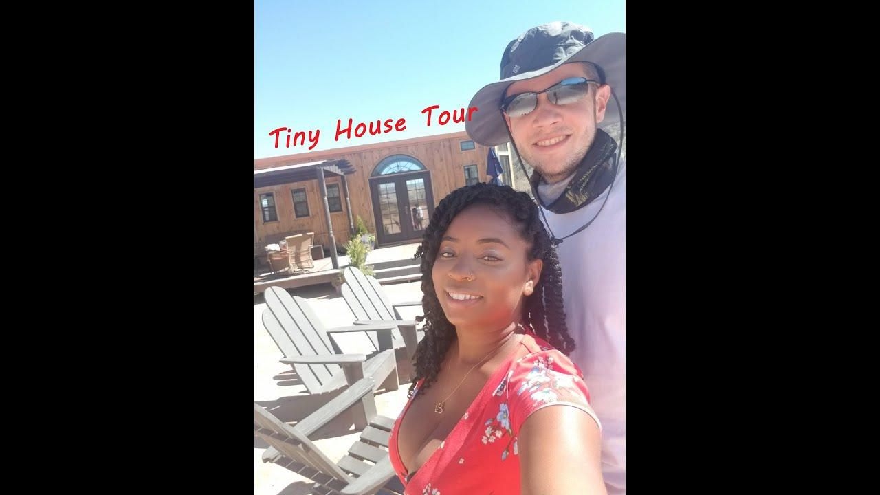 Tiny House Tour Noah S Ark Utah Youtube