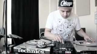 MaddJazz - Red Bull Thre3style Chicago Qualifier 2013 2nd Place Winning Set