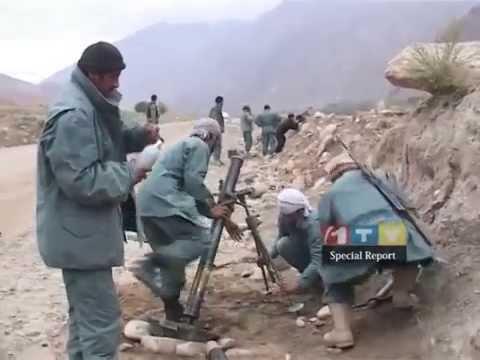 Taliban In Badakshan province, Special report by Wali Arian جنگ با طالبان در بدخشان thumbnail