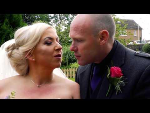 Pamela & David - Kilbarchan Parish ChurchLynnhurst Hotel - 24th June  Highlights