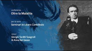 CONFERENZA: Oltre la Malattia - Anna dal Gesso | Introduzione a Le Forze di Raphael - G. T. Spagnoli