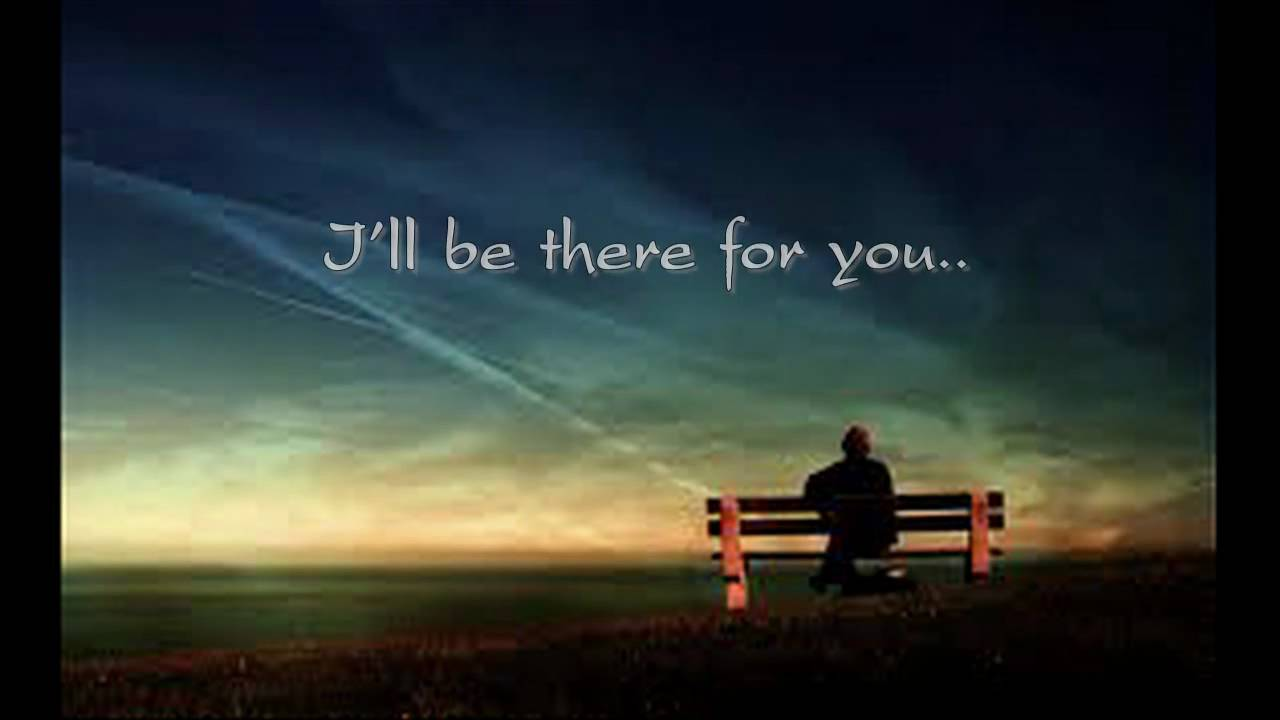 I'll be there for you - Aiza Seguerra.. with lyrics - YouTube