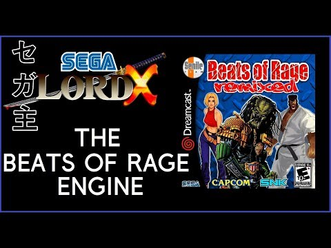 The Beats of Rage Engine & Mods for the Sega Dreamcast