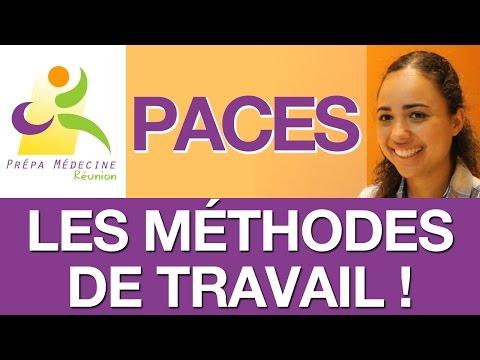 PACES - Les méthodes de travail ? - Prépa Médecine Réunion