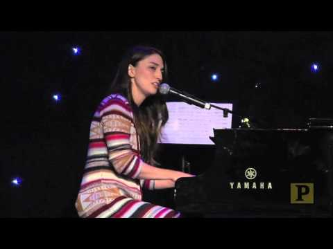 Watch Sara Bareilles' Surprise Live Performance From