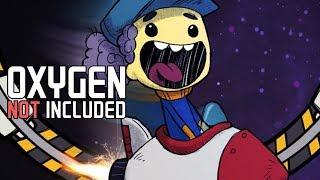 О ПОЛЬЗЕ НОВЫХ БАКОВ И НЕ ТОЛЬКО! | Oxygen Not Included: Rocketry Upgrade #2