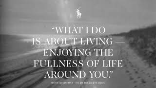 RALPH LAUREN | The Fullness of Life