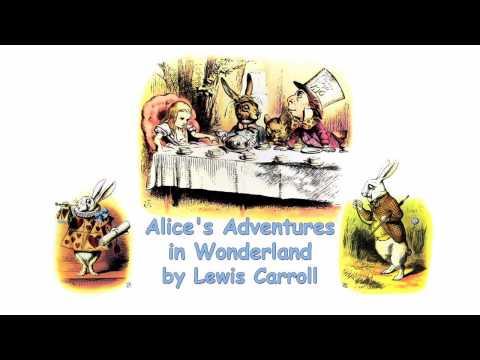 Alice's Adventures in Wonderland : Lewis Carroll (Full Audiobook)