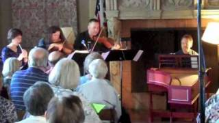 Musica Pacifica in concert: Traditional Irish Tunes