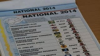 South Africans in UK get to vote early in general election