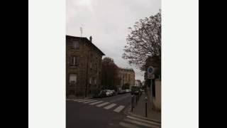 パリ・ブーローニュの街並みBoulogne - Jean Jaurès駅 (No.14)