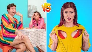 11 Funny Sibling Pranks! Prank Challenge!
