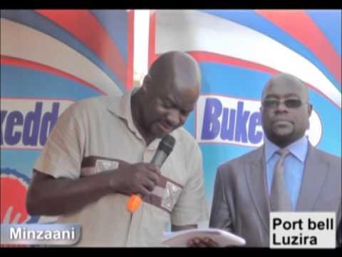 MINZAANI: Portbell Luzira