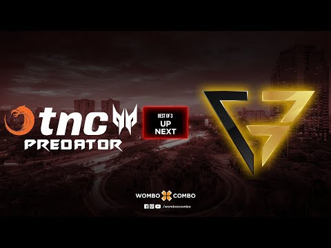 TNC Predator vs Clutch Gamers Game 3 (Bo3) | MDL Changsha Major Southeast Asia Qualifier