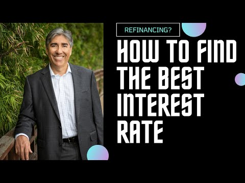 How to Find the Best Mortgage Interest Rate