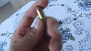 Probando la Pistola Baikal 380 o 9 Corto.