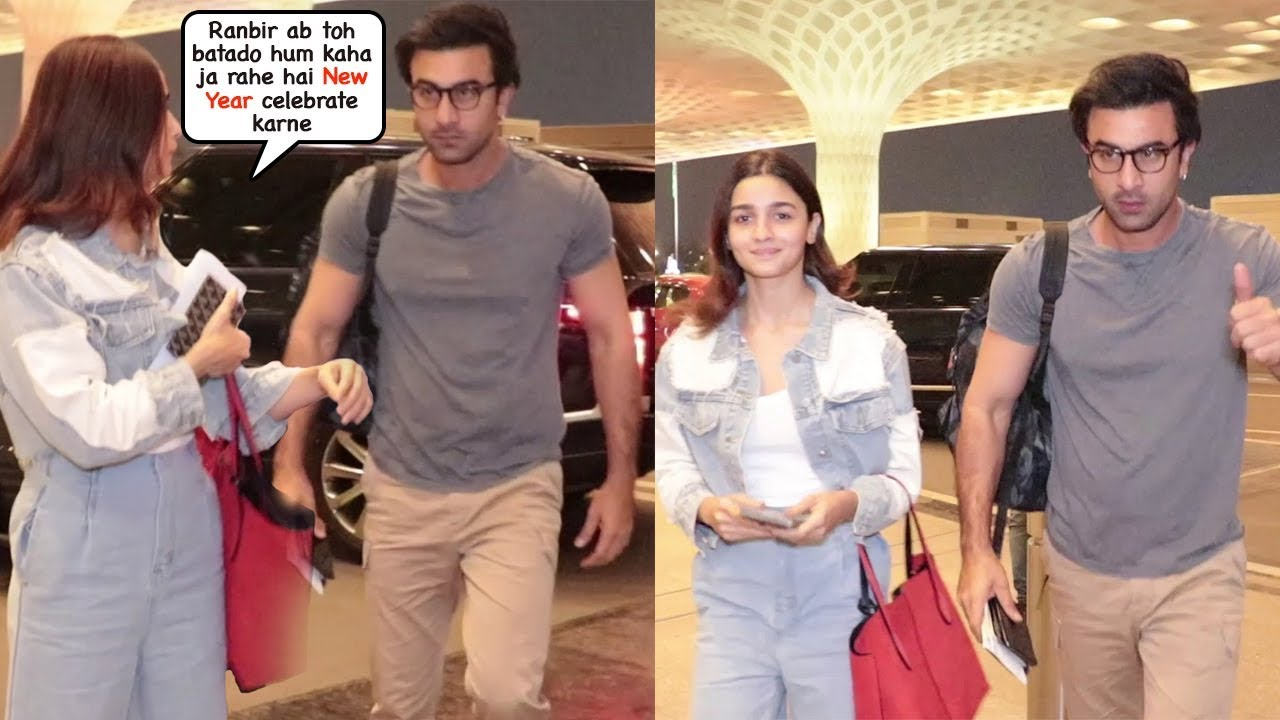 Ranbir Kapoor Gives SURPRISE New Year Gift To Girlfriend ...