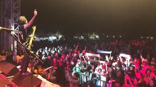 Feast - Peradaban  Live At Lapangan Pemuda Limo, D