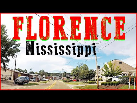 FLORENCE MISSISSIPPI - Home Of The Mississippi House / The House In Between
