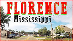 FLORENCE MISSISSIPPI DOWNTOWN DRIVE