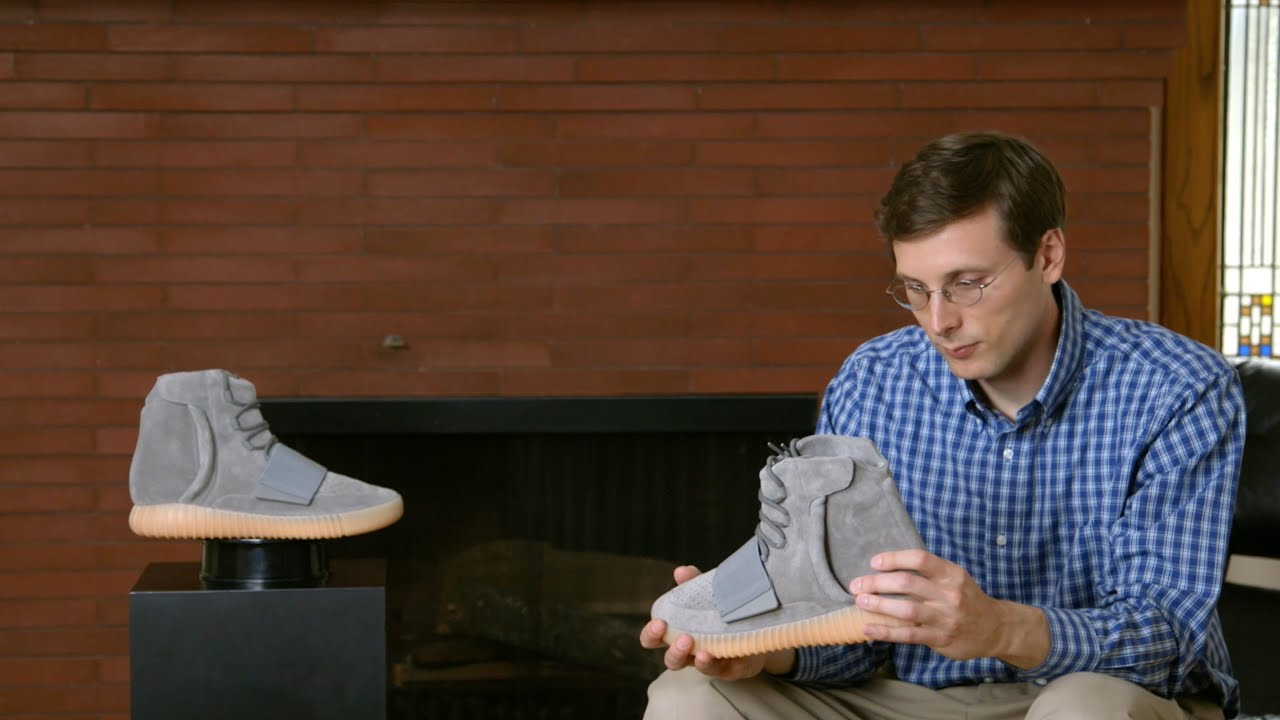 0cb70c5e502 adidas Yeezy Boost 750 Review + On Feet - YouTube