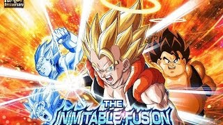 Super Gogeta Dokkan Event: 40 Stamina Z-Hard Battle: No Stones Used: DBZ Dokkan Battle
