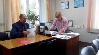 Администрация Мурашинского Городского поселения юрист Вадим Видякин