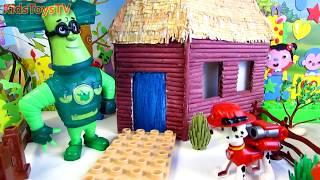 Какие бывают домашние животные обучающее видео для детей