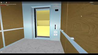 OTIS Elevator Final at 225 Avenue on ROBLOX
