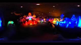 東京ディズニーランド アトラクションVR動画 10月19日 【カモさん】 Tokyo D