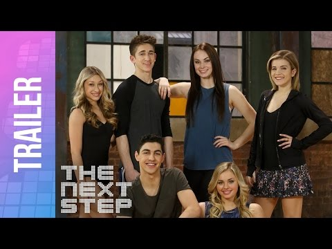 The Next Step Season 4 - Official Trailer 1