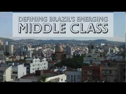Brazil's Emerging Middle Class