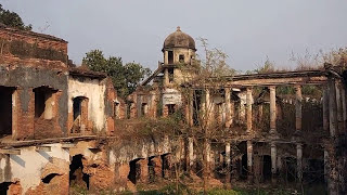 Dubolhati rajbari, Naogaon - দুবলহাটি রাজবাড়ি, নওগাঁ