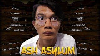 ANG KAKAIBANG SIGAW! | Ash Asylum (Horror Game) - #DEMO