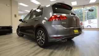 BRAND NEW 2015 Volkswagen Golf SE 1.8T MK7 Walk-Around Trend Motors VW Rockaway NJ