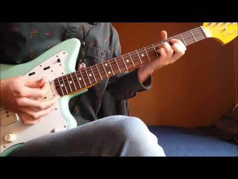 Baby Blue - King Krule (guitar cover)
